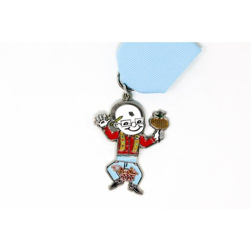 #103 SA Flavor Moving Fiesta Andy Medal -2020