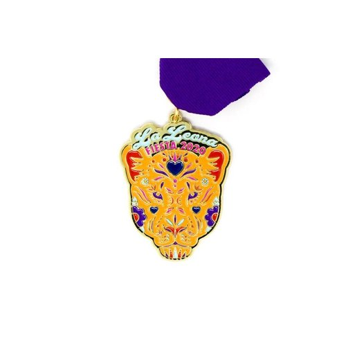 #104 S.A. Flavor La Leona Medal-2020