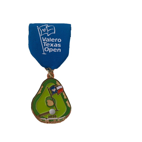 Valero Texas Open 2020 Medal