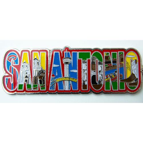 San Antonio Keychain-20