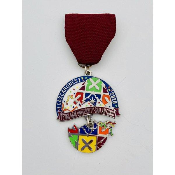 Texas A&M University San Antonio 2020 Medal