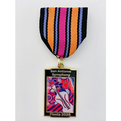 San Antonio Symphony 2020 Medal