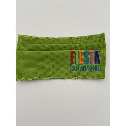 Fiesta San Antonio Mask -Green -20