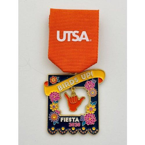 UTSA 2020 medal
