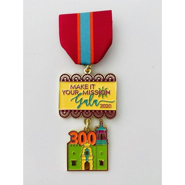 Mission Heritage Partners 2020 Medal