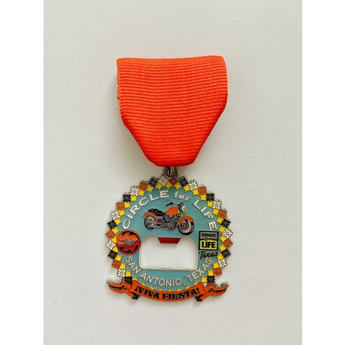 Circle for Life 2021 Medal