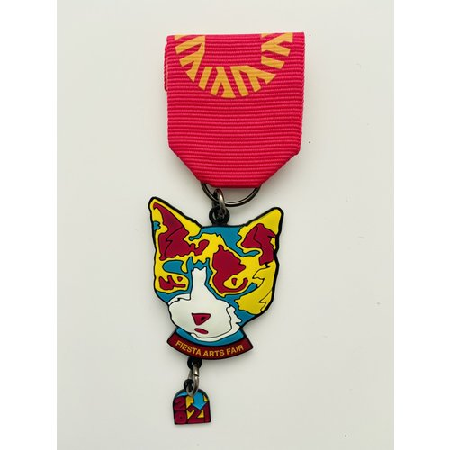 Southwest School of Arts 2021 Medal