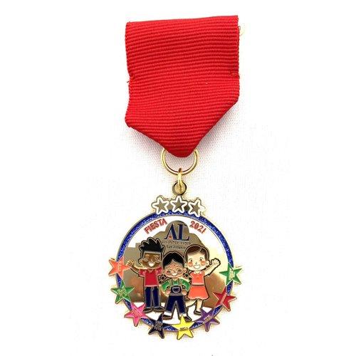 Assistance League of San Antonio Medal- 2021