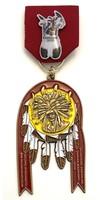 United San Antonio Pow Wow - 2021 Medal