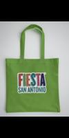 2021 Fiesta Tote Bag Lime