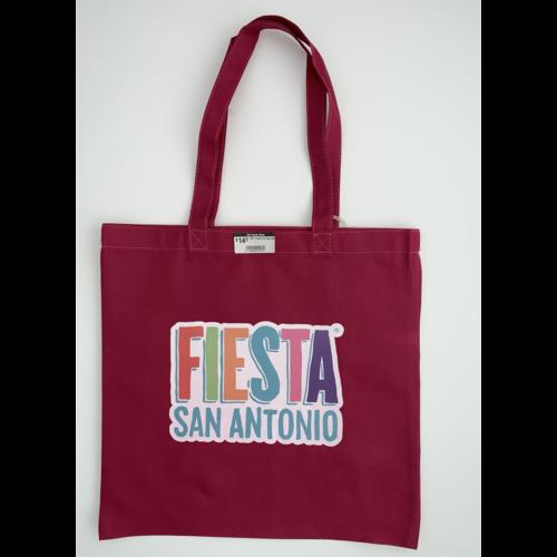 2021 Fiesta Tote Bag Red