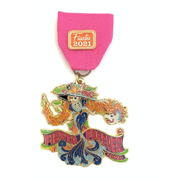 2020 / 2021 Exclusive Fiesta Forever La Catrina Pink