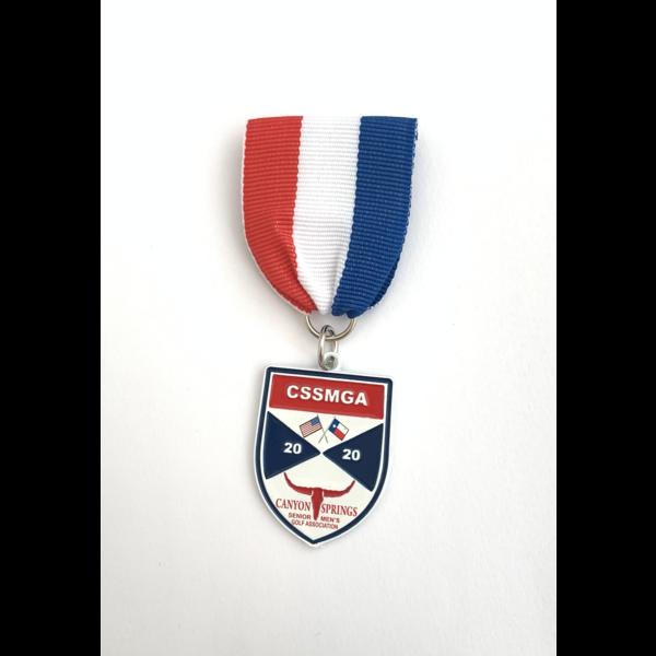 San Antonio Golf Association 2020 Medal