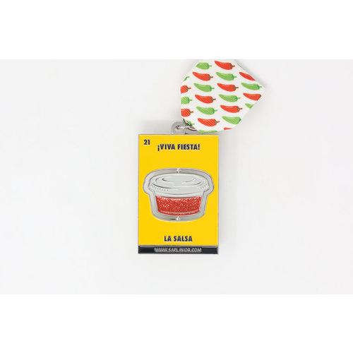 La Salsa Loteria by S.A. Flavor - 2021