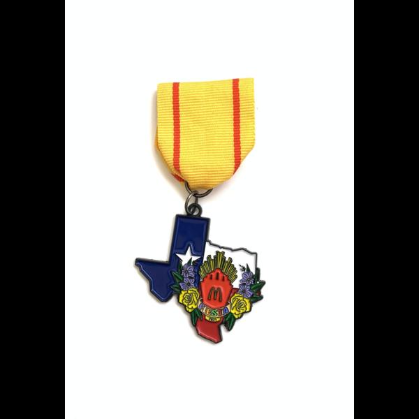 Ronald McDonald House - 2021 Medal