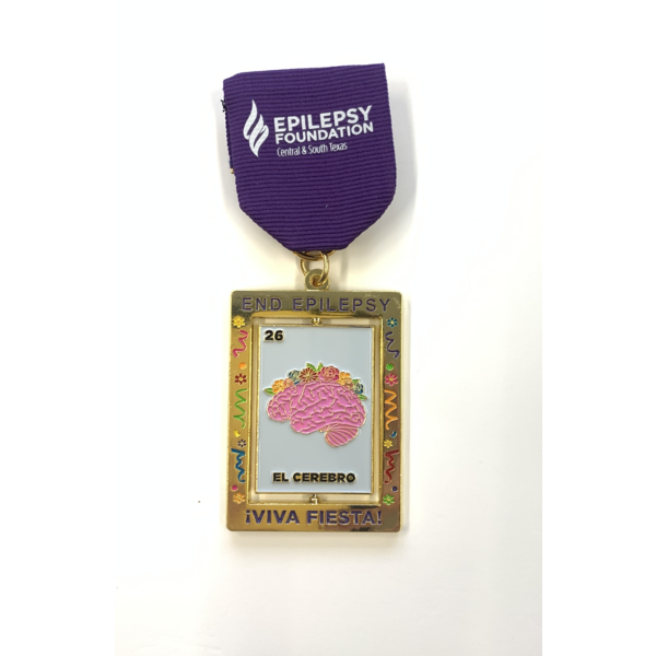 Epilepsy Foundation 2021 Medal