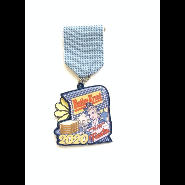2020 ButterKrust Medal - Flower Baking Co.