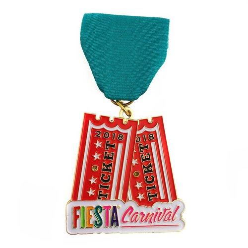 2018 Carnival Medal