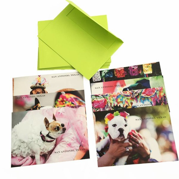 Pooch Note Card