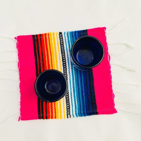 Sarape Coasters