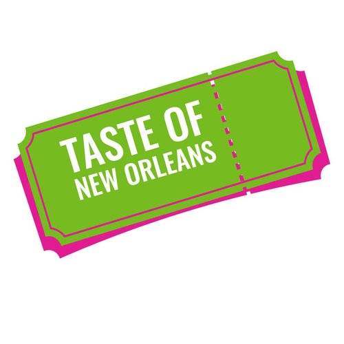 A Taste of New Orleans Ticket