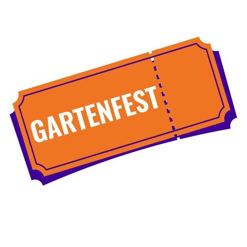 Fiesta Gartenfest Ticket