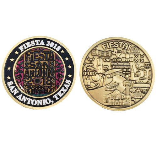 2018 Poster Coin