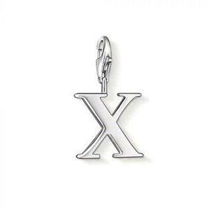 """Thomas Sabo Letter """"X"""" Charm"""