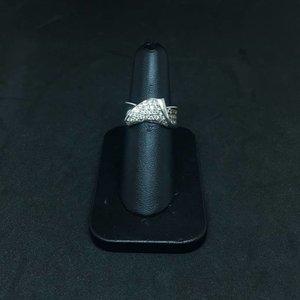 Amour 14k White Gold 0.55ct Fashion Ring