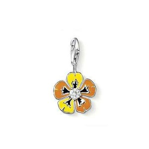Thomas Sabo Tropical Blossom Charm
