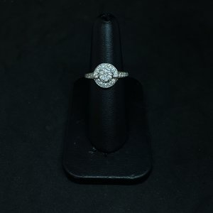 Amour 14k White & Yellow Gold 0.75ct Fashion Ring