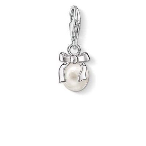 Thomas Sabo Bow with Pearl Charm