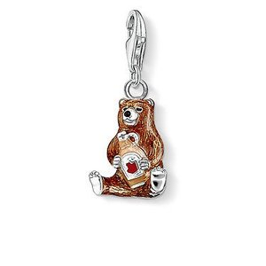 Thomas Sabo Bear Maple Syrup Charm