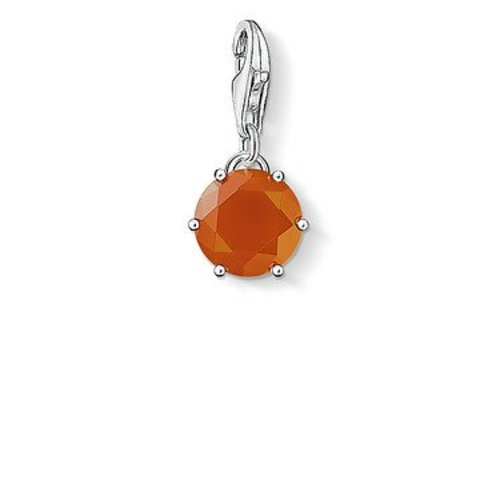 Thomas Sabo January Red Agate Charm