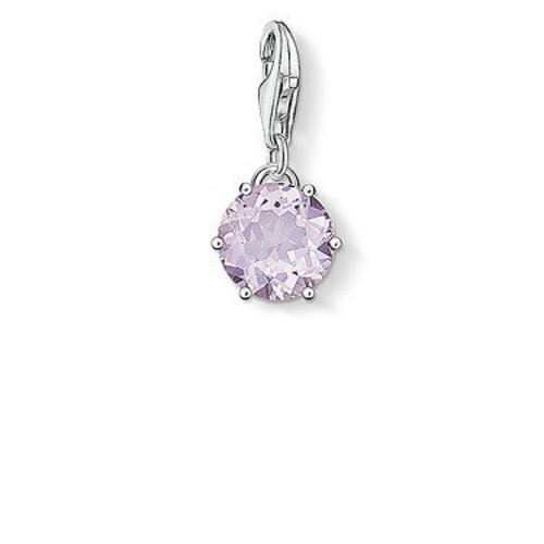 Thomas Sabo June Amethyst Charm
