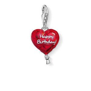 Thomas Sabo Balloon Happy Birthday Charm