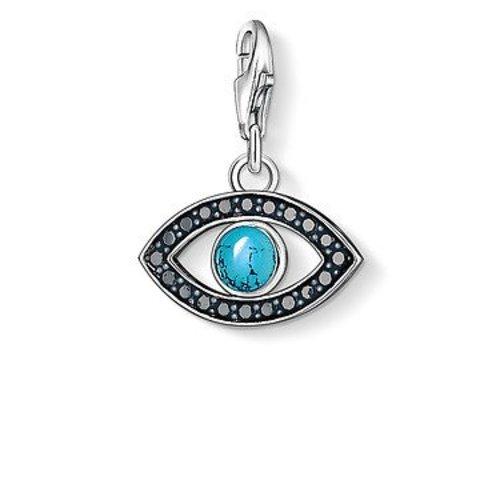 Thomas Sabo Nazars Turquoise Eye Charm