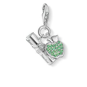 Thomas Sabo CZ Best Teacher Charm