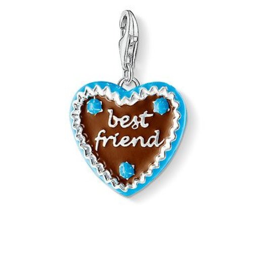 Thomas Sabo Best Friend Cookie Heart Charm