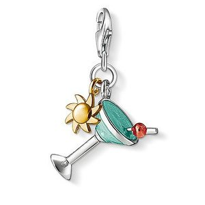 Thomas Sabo Cocktail & Sun Charm