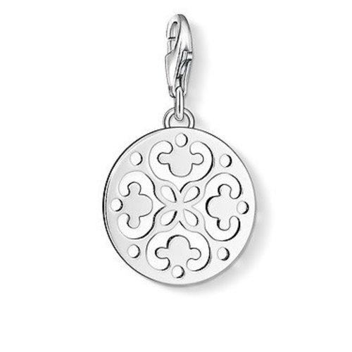 Thomas Sabo Ornament Circle Charm