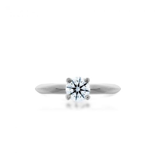 Hearts On Fire Insignia Engagement Ring