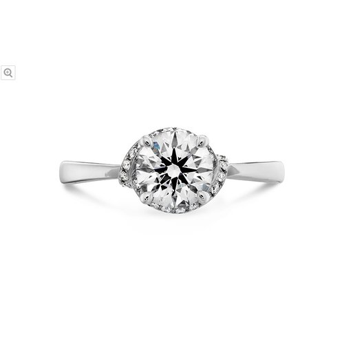 Hearts On Fire Optima Engagement Ring