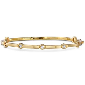 Hearts on Fire Fashion Copley Multi-Stone Bangle
