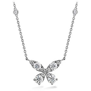 Hearts on Fire Fashion Aerial Diamond Necklace