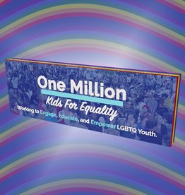 One Million Kids for Equality Chocolate Bar