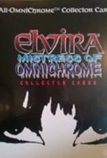Elvira Vintage Mistress of Omnichrome Trading Card Pack