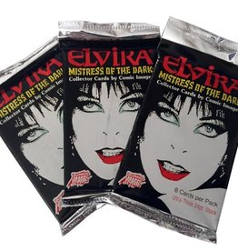 Elvira Vintage Trading Card Pack
