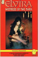 "Elvira Elvira Comic Book Collection ""Double Delights! """