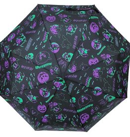 Skull Handle Umbrella - Spookshow